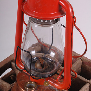Reed Pony Company Lantern