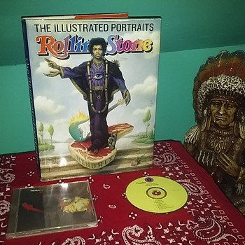 Jimi Running With Gypsies.... - Records