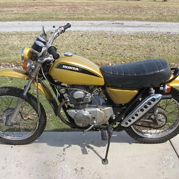 1971 Honda SL175 Motosport 175 - Motorcycles
