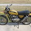 1971 Honda SL175 Motosport 175