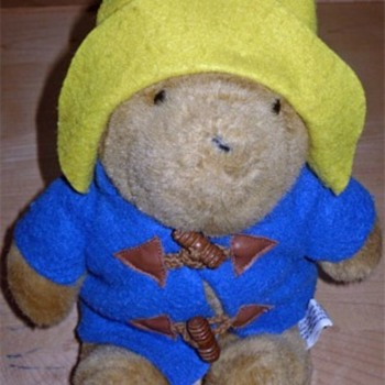 1975 Vintage Eden Paddington Bear