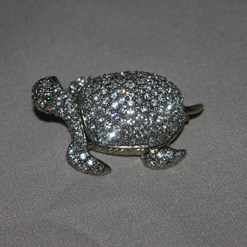 Turtle Trinket Box - Animals