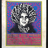 Andre Hendrix Fillmore (original Shepard Fairey screen print)