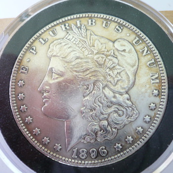 Morgan Silver Dollar - US Coins