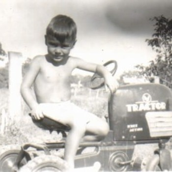 Name this Pedal Tractor ! - Photographs