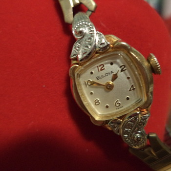 Bulova Watch 1953 - Wristwatches