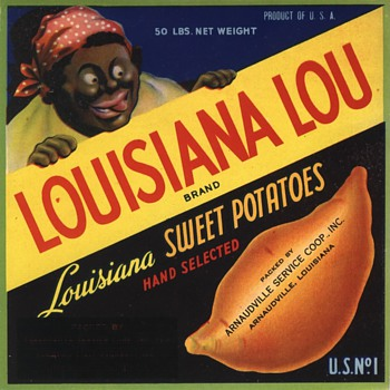 Louisiana Lou Yam Sweet Potatoes
