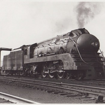 Vintage Lehigh Valley RR Photos