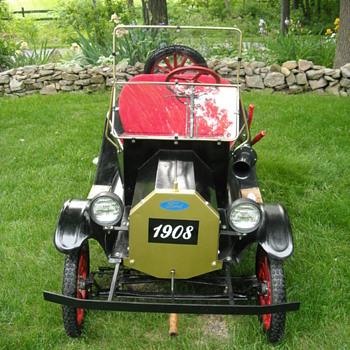Model T Go Kart - Classic Cars