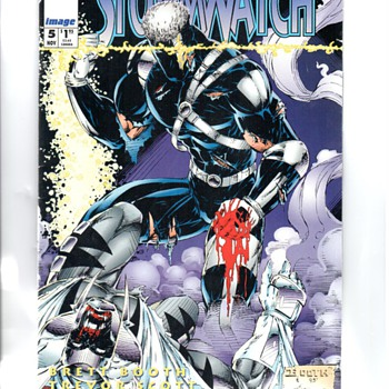 DC COMIC STORM WATCH, - Comic Books