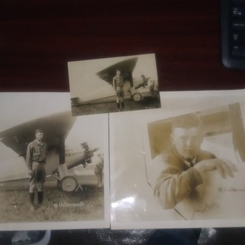 Charles Lindbergh Photos - Photographs