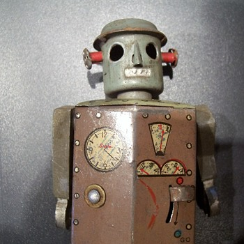 1947 CK ATOMIC ROBOT MAN