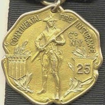 Civilian Long Service medals - Medals Pins and Badges