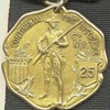 Civilian Long Service medals