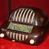 Sonorette bakelite radio