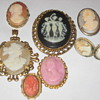Cameo pins 3 &amp; 4
