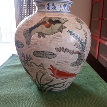 chinese, japanese pottery and porcelain  - Asian