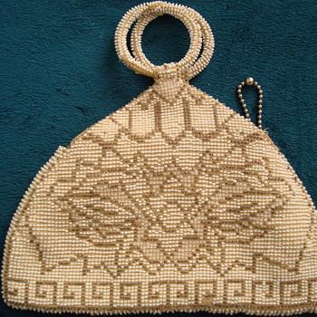 Vintage Purse  - Bags