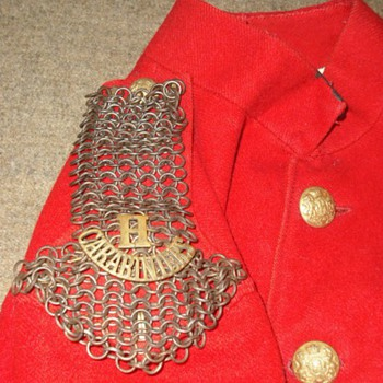 British Victorian Cavalryman's Jacket - Military and Wartime