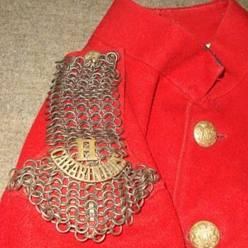 British Victorian Cavalryman's Jacket