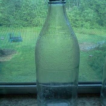 Quaker State Oil Bottle