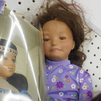 Scariest Doll Ever - Dolls