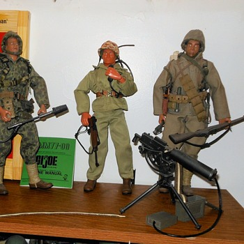 GI Joe Navajo Code Talker 1999 - Toys