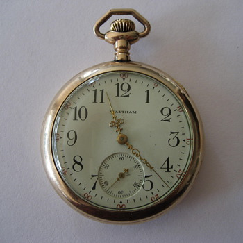 1907 Waltham Pocket Watch - Pocket Watches