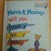marvin k. Seuss book