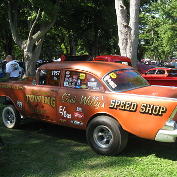 27th Annual Olcott Beach NY Car Show