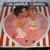 THE PAJAMA GAME WARNER BROS MOTION PICTURE HI FI RECORD LABEL