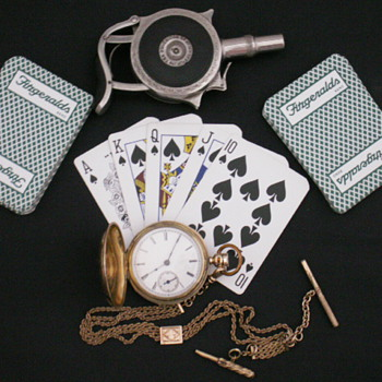 Gamblers Delight - Pocket Watches