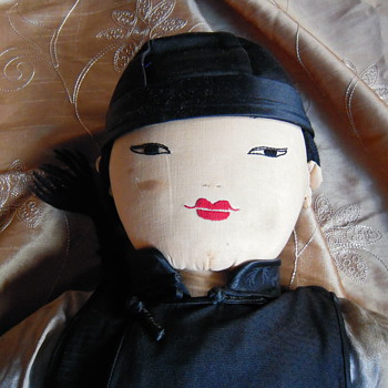 Antique Japanese Doll, need help with the age and what type please