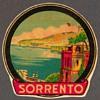 Travel Decal - Sorrento, Italy