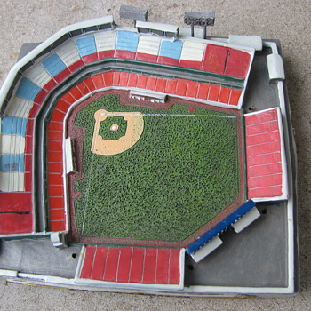 Colt Stadium Replica - Baseball