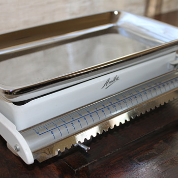 Swedish Kitchen Scale - Tools and Hardware