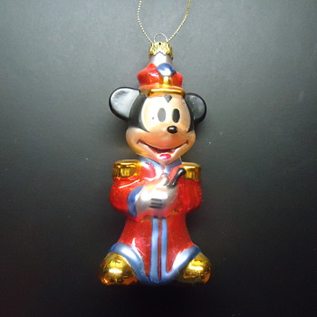 MICKEY MOUSE ORNAMENT.. - Christmas