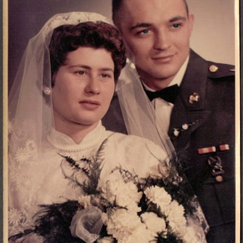 Family Photos - Mom & Dad's Wedding