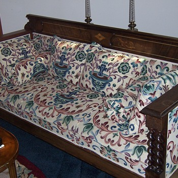Antique Sofa - Furniture