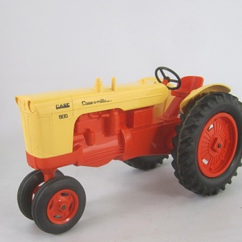 Case 800 Tractor