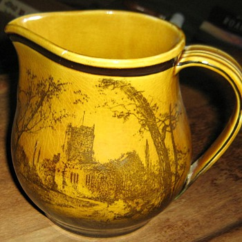 Muckross Abbey pottery
