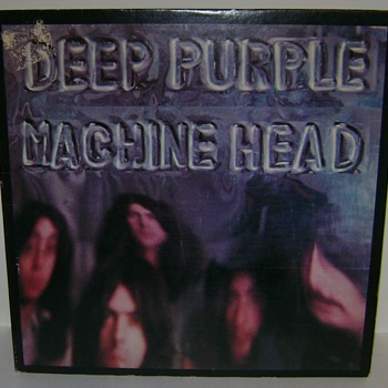 Deep Purple LP - Records