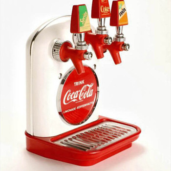 Looking for a driptray for a Coca Cola dispenser - Coca-Cola
