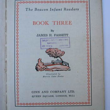 Vintage children book. - Books