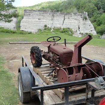 Vintage Wheel Horse RJ. - Tractors