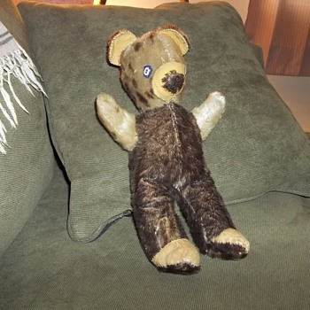 Alaskan Handmade Bear Toy