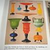 Ruckl Glass Fans:  PMG Band VI Czech 1925 Tango Glass Item Documentation