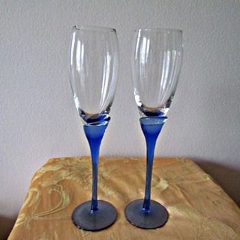 Need Some Help With Champagne Flutes