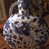Phoenix Moon Vase