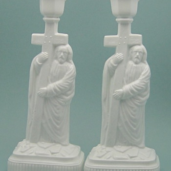 Challinor &amp; Taylor candlesticks